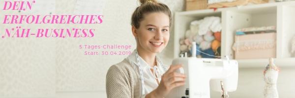 erfolgreiches Näh-Business Challenge